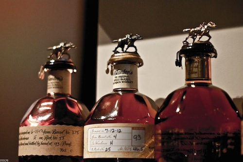 "Blanton's ""The Original Single Barrel"" Bourbon"