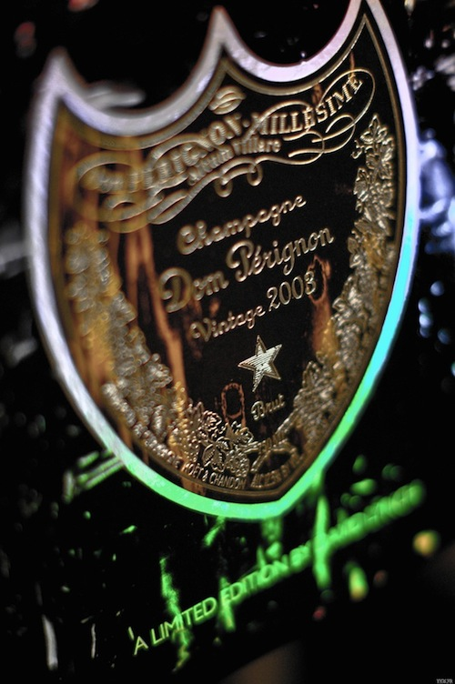 Dom Perignon David Lynch