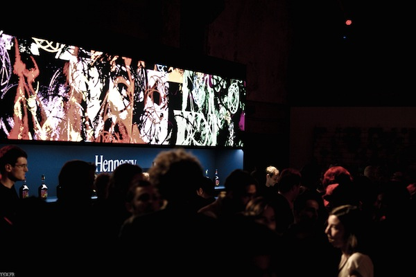 Hennessy Futura Colette Party