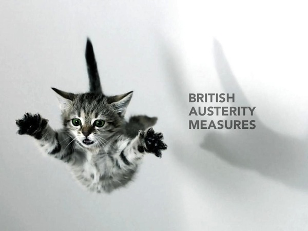 International Relations as Depicted by Cats British