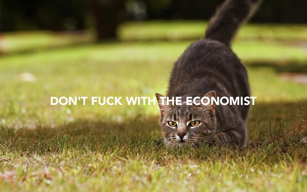 International Relations as Depicted by Cats Economist