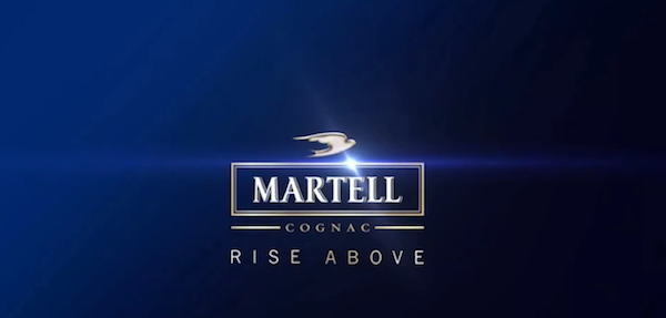Martell XO - Rise Above James Gray