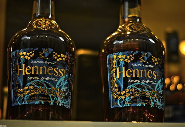 Hennessy Very Special Futura Collette