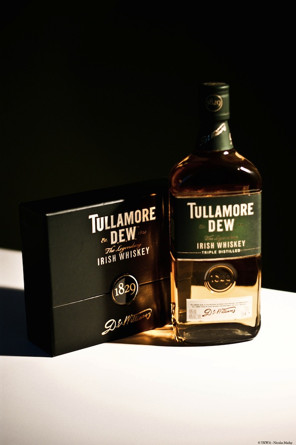 Tullamor Dew Irish Whiskey
