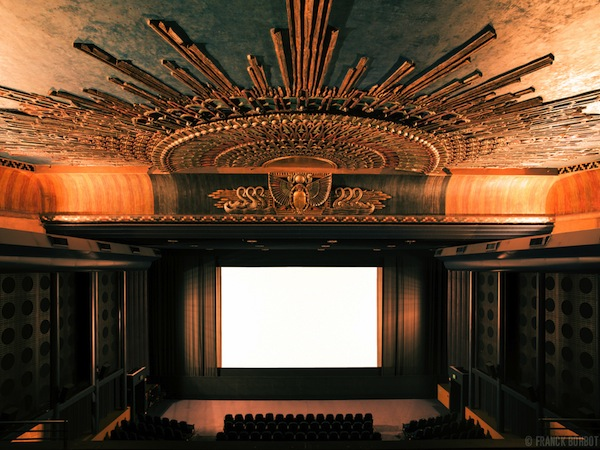 Egyptian Theater, American Cinematheque, Los Angeles, 2014