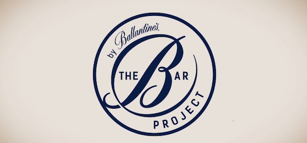 ballantines Bar Project whisky