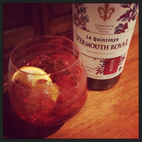 vermouth-cocktail negroni