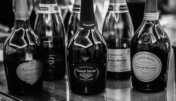 Champagne Laurent Perrier Gamme Complete