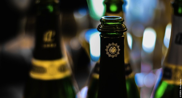 Champagne Laurent Perrier Goulot Grand Siecle