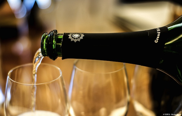 Champagne Laurent Perrier Grand Siecle Goulot