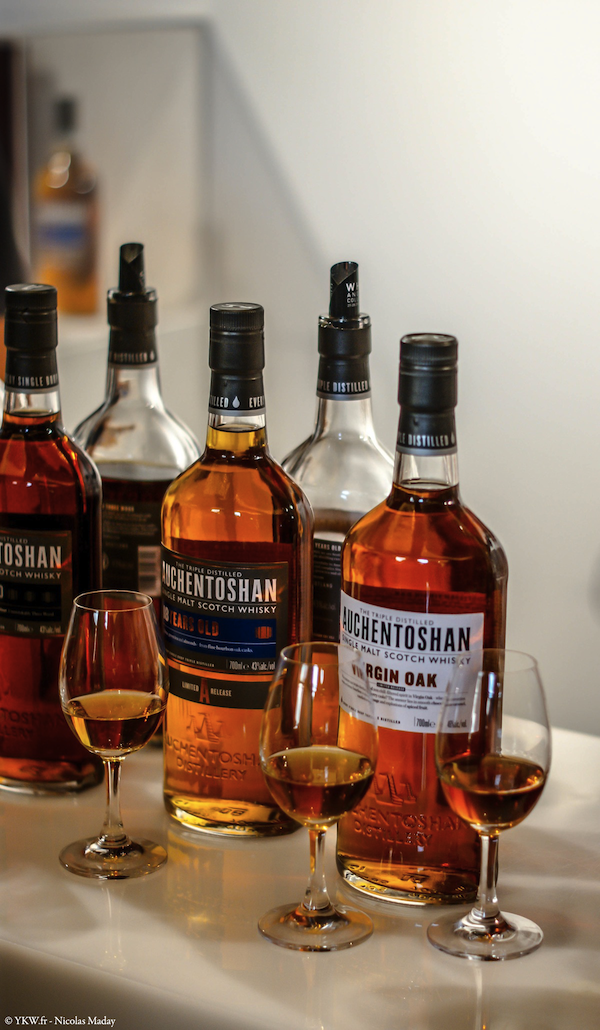 Auchentoshan 1988 Wine Cask Finish Whisky Live 2014