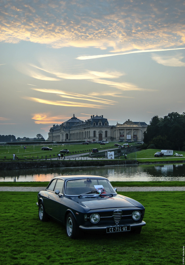 Chantilly Elegance Hippodrome