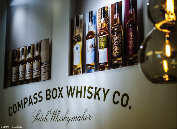 Compass Box Whisky Live 2014