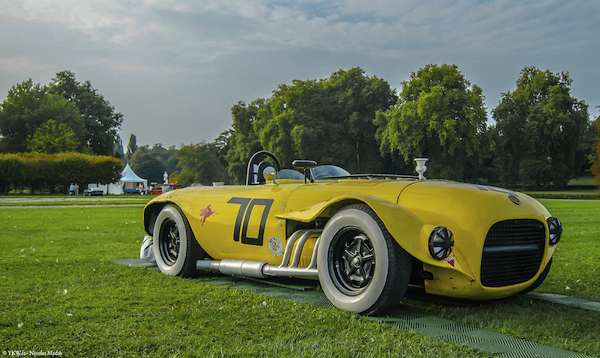 Elegance Chantilly Old Yeller Mk II 1959
