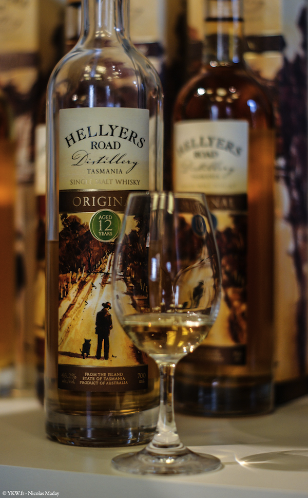 Hellyers-Road Distillerie Whisky Live 2014