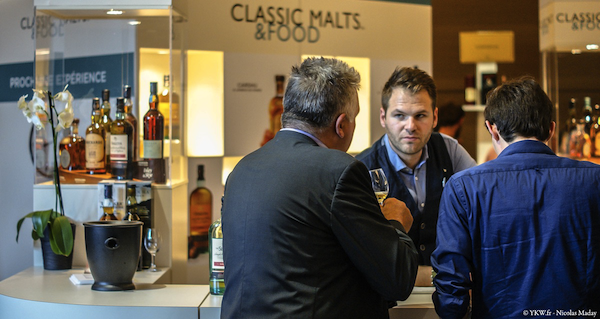Malts Food Joseph Biolatto Whisky Live 2014