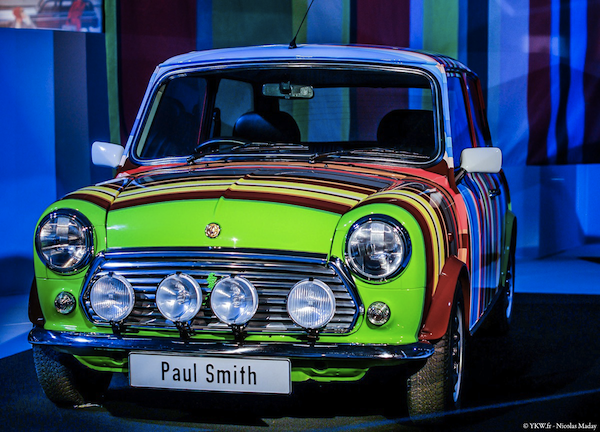 Paul SMith mondial-auto-paris-2014