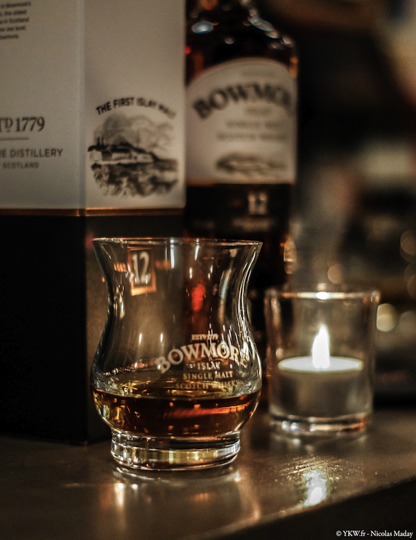 New Bowmore Whisky