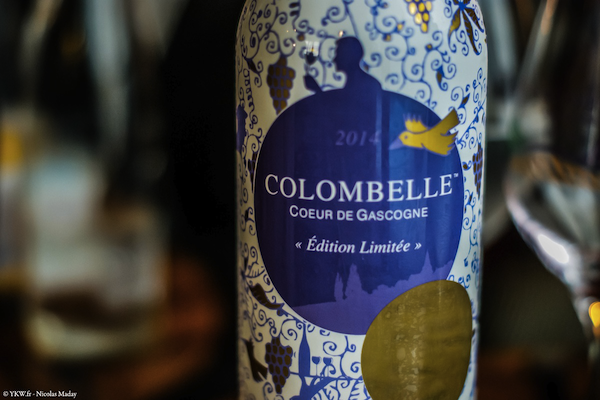 Wine Packaging Colombelle Plaimont Gascogne