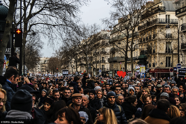Marche republicaine 2015