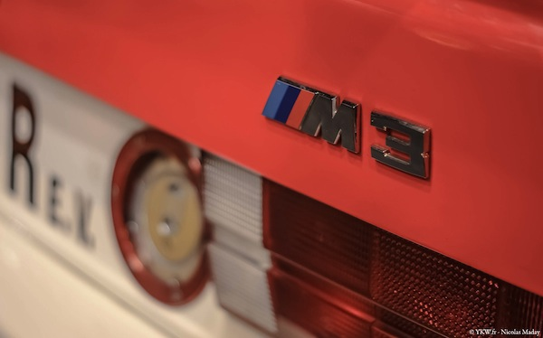 Retromobile ArtCurial 2015 BMW M3