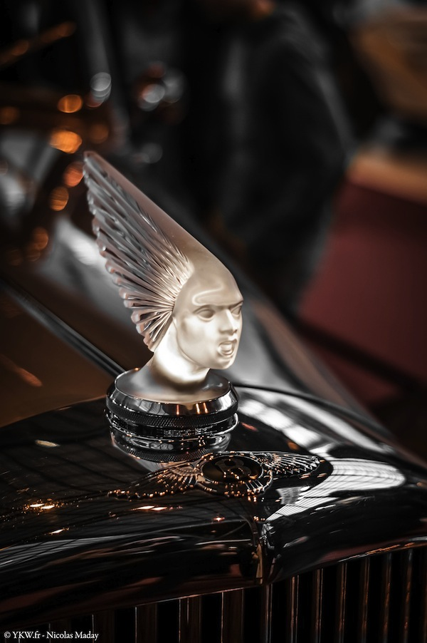 Retromobile ArtCurial 2015 Bentley Detail