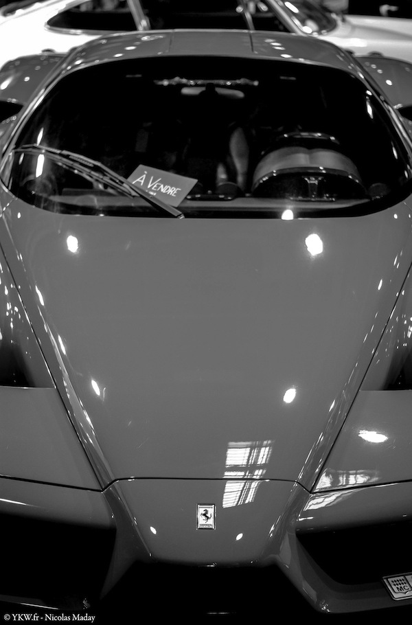 Retromobile ArtCurial 2015 Ferrari Enzo For Sale
