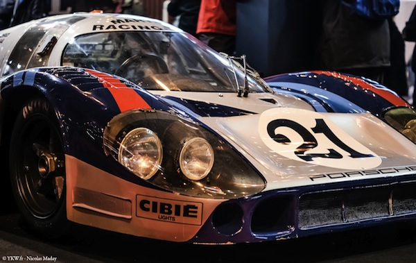 Retromobile ArtCurial 2015 Porsche Racing