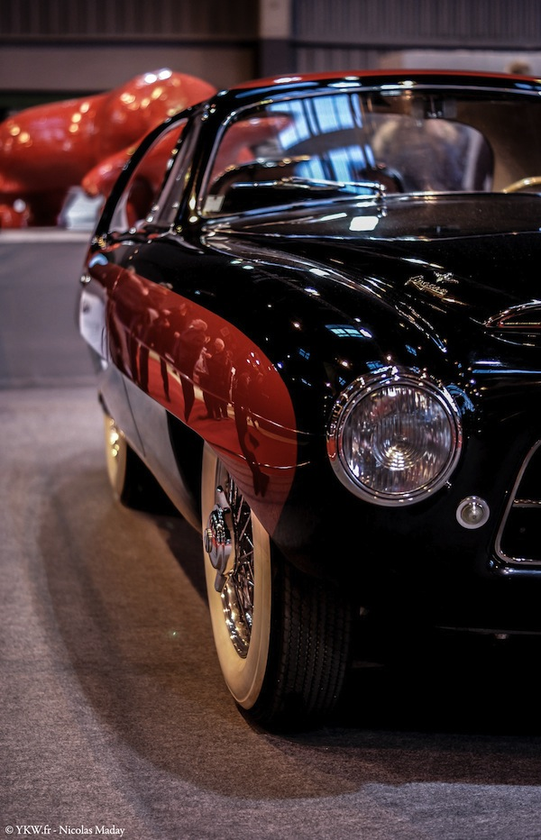 Retromobile ArtCurial 2015 Racing Car