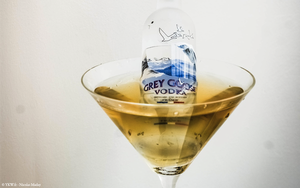 Grey Goose Petit Martini Bar Vodka