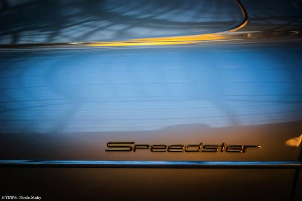 Speedster Tour Auto 2015 Grand Palais Paris