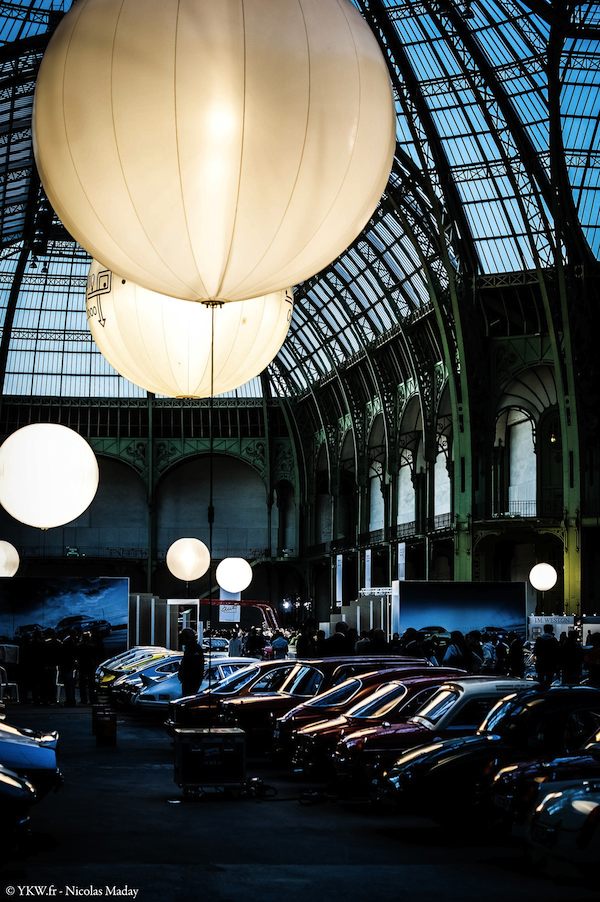Tour Auto 2015 Grand Palais Paris