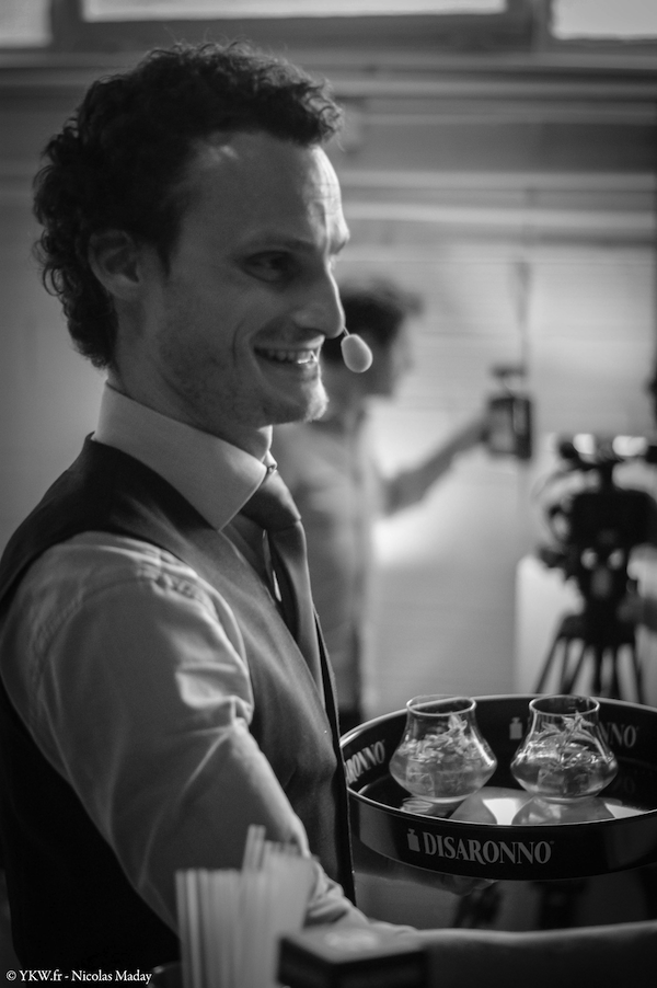 Disaronno Mixing Star France Guillaume Sereau
