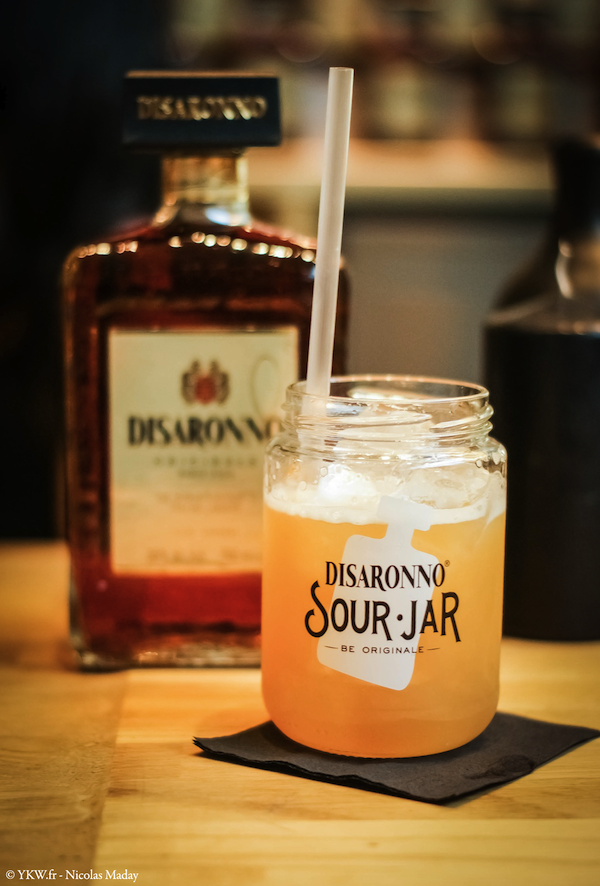 Drinking Better Disaronno Mixing Star France