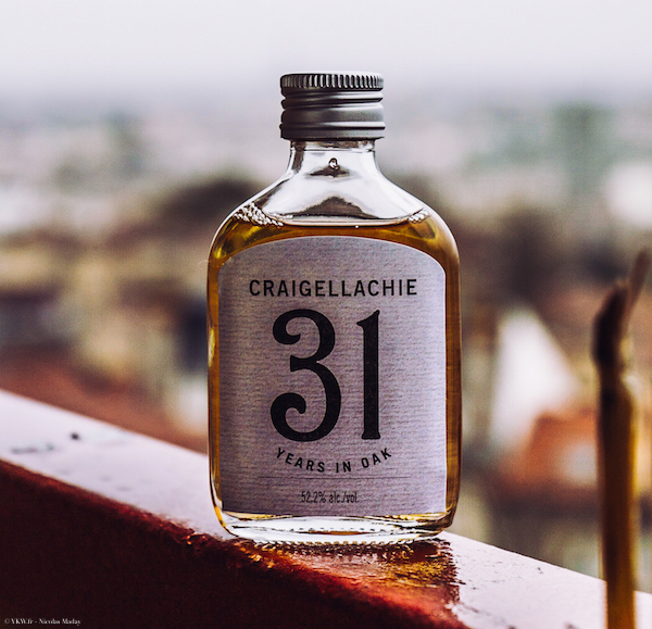 craigellachie-31 years old whisky